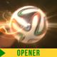 Soccer Ball Opener - VideoHive Item for Sale
