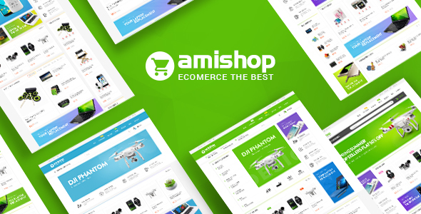 Lexus Amishop - Advanced Digital & Electronics Opencart Theme - OpenCart eCommerce