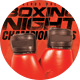 Boxing Night Championships Sports Flyer