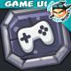 Stone Cartoon Game Ui Pack 13 - GraphicRiver Item for Sale