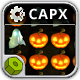 Halloween Breaker - HTML5 Construct Match 3 Game