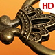 Decorated Old Key 0725 - VideoHive Item for Sale