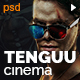 Tenguu Cinema - Movie Theater Template