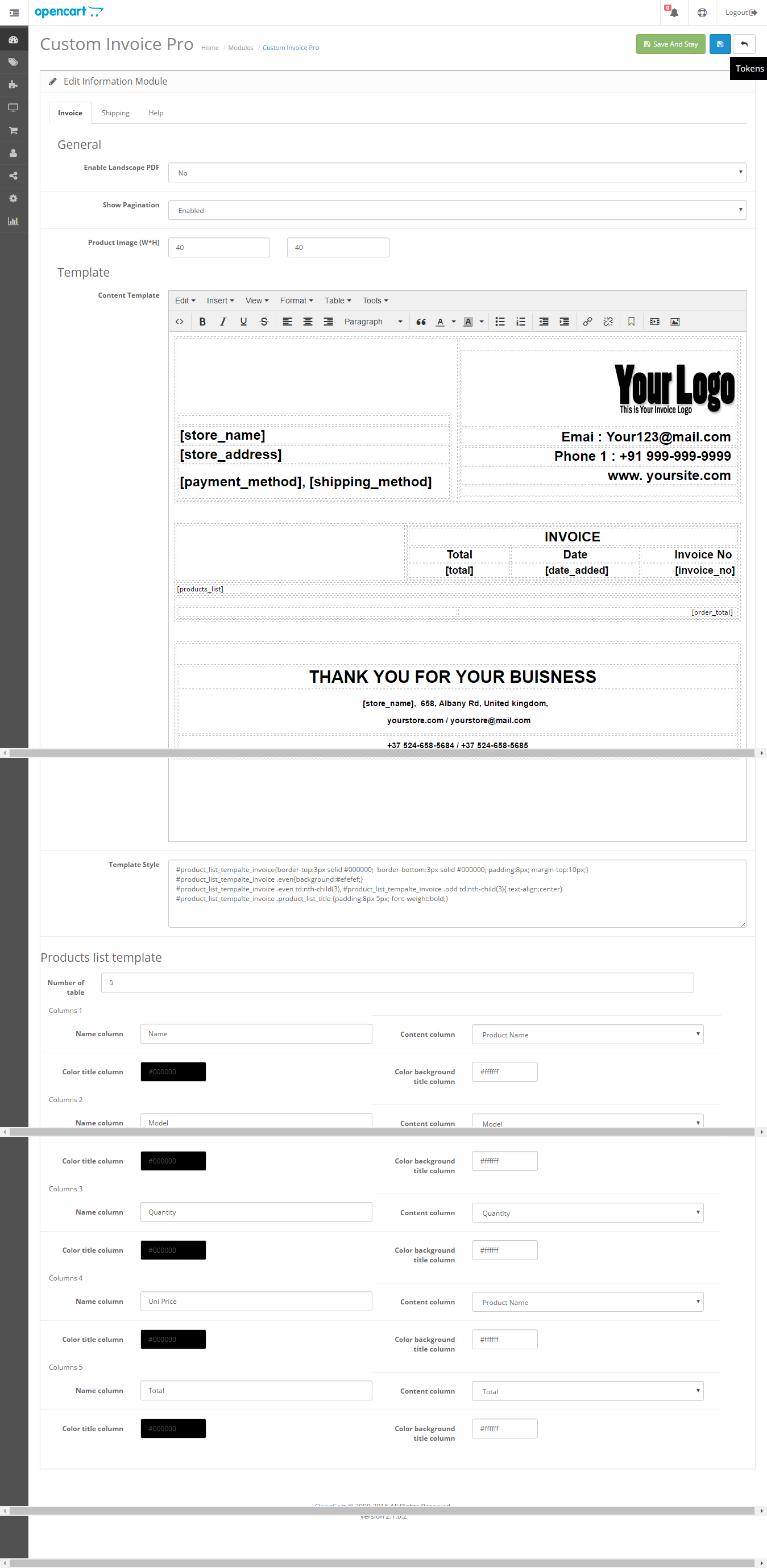 Custom Invoice PDF By Scf CodeCanyon - Free pdf invoice template game online store