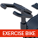 Exercise bike - 3DOcean Item for Sale