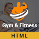 SmartFit - Gym & Fitness HTML5 Responsive Template - ThemeForest Item for Sale