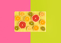 Fashion Summer Tropical fruit. Minimal Art Concept - PhotoDune Item for Sale