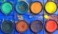 Watercolor box - PhotoDune Item for Sale