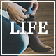Life - Simple WordPress Blog Theme Nulled
