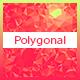 Polygonal Background v7 - GraphicRiver Item for Sale