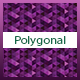 Polygonal Background v6 - GraphicRiver Item for Sale