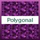 Polygonal Background v6 - GraphicRiver Item for Sale