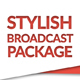 Clean TV - Stylish Broadcast Pack - VideoHive Item for Sale