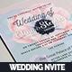Floral Wedding Invitation Suite - GraphicRiver Item for Sale