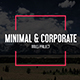 Minimal & Corporate Titles - VideoHive Item for Sale