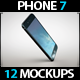 New Phone 7 Mock Up - GraphicRiver Item for Sale