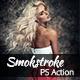 Smokstroke | Photoshop Action - GraphicRiver Item for Sale