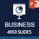 Business Power powerpoint Presentation Template - GraphicRiver Item for Sale