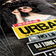 Urban Party Flyer/Poster - GraphicRiver Item for Sale