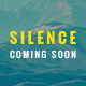 Silence — Coming Soon HTML5 Template