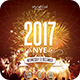 2017 NYE Party Flyer - GraphicRiver Item for Sale