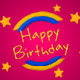 Happy Birthday in Clay - VideoHive Item for Sale