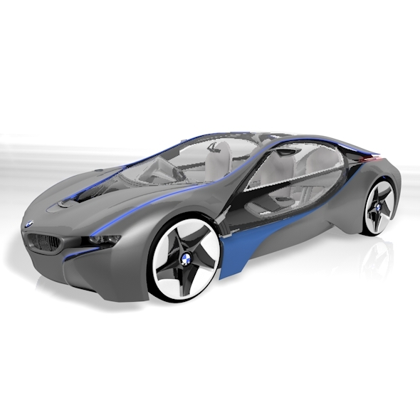 Bmw i8 Concept - 3DOcean Item for Sale