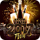 NYE 2017 Party Flyer - GraphicRiver Item for Sale