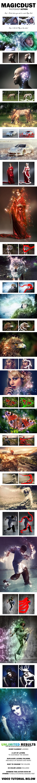 MagicDust Photoshop Action