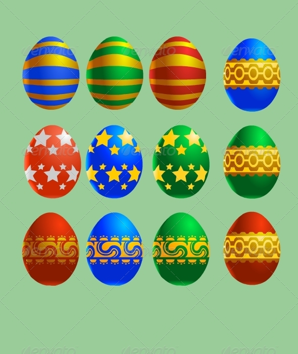Easter Egg - Seasons/Holidays Conceptual