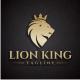 Lion King Logo - GraphicRiver Item for Sale