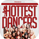 Hottest Dancers Flyer Template - GraphicRiver Item for Sale