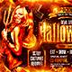 Halloween Night Party Flyer vol.2