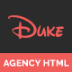 Duke - Responsive HTML5 Agency Template