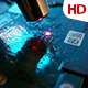 Testing Electronic Component 0252 - VideoHive Item for Sale