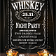 Whiskey Flyer - GraphicRiver Item for Sale
