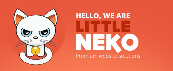 Little neko profile themeforest