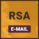 RSA-4 Unique eCommerce Multipurpose Email Template + Stampready builder - ThemeForest Item for Sale