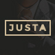 Justa - Business HTML5 Template - ThemeForest Item for Sale