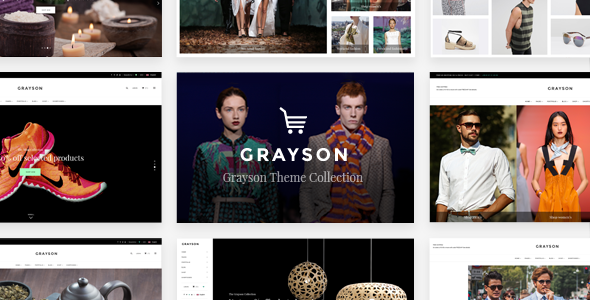 Grayson – A Stylish and Versatile Shop Theme