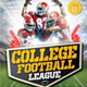 Football Game Flyer. - GraphicRiver Item for Sale