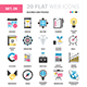 Business and Finance Flat Web Icons  - GraphicRiver Item for Sale