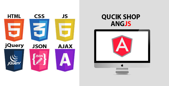 QuickShop AngJS - CodeCanyon Item for Sale