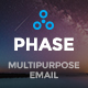 Phase Multipurpose E-Newsletter PSD Template - GraphicRiver Item for Sale