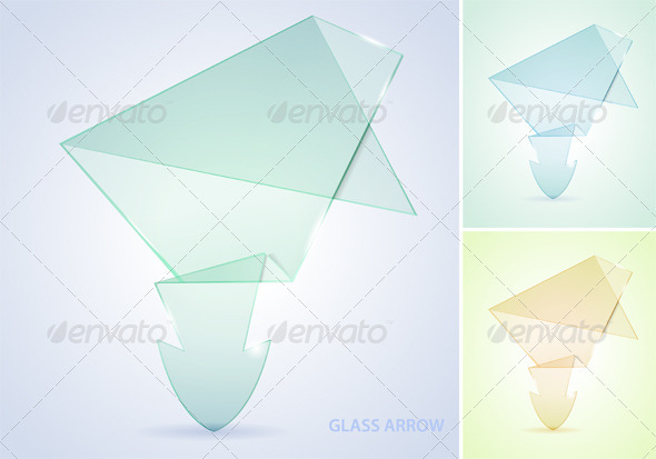 Glass Arrow - Concepts Business