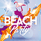 Beach Party | Psd Flyer Template - GraphicRiver Item for Sale