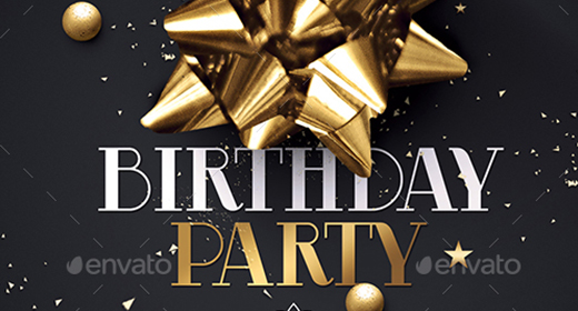 Birthday Party | Flyers Templates
