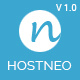 HostNeo - Professional Web Hosting Responsive HTML5 Template - ThemeForest Item for Sale