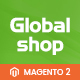 Global Market Magento 2 Template Nulled