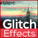 Glitch Effect Template